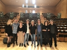 El equipo de JELO en el Auditorio de Salou