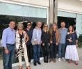 El equipo de JELO en Ibiza