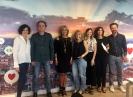 El equipo de JELO en la sede de Twitter España
