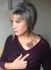 Julia Otero apoyando la campaña El tatuaje que más duele