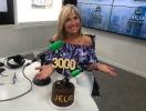 Julia Otero celebra su programa 3.000