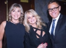 Julia Otero con Bonnie Tyler y Jordi González