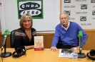 Julia Otero con Eduardo Mendoza