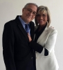 Julia Otero con Javier Sardà