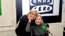 Julia Otero con Nuria Espert