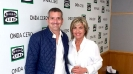 Julia Otero con Santiago Roncagliolo