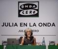 Julia Otero en el LAVA de Valladolid