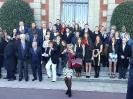Julia Otero fotografía a la Prensa a la llegada de los Premios Ondas