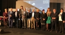 Julia Otero recibe el Premio Ramón Rubial